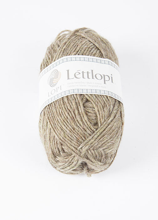 Icelandic sweaters and products - Lett Lopi 1417 - frost bite Lett Lopi Wool Yarn - NordicStore