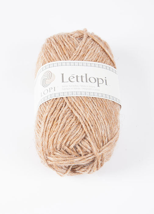 Icelandic sweaters and products - Lett Lopi 1419 - barley Lett Lopi Wool Yarn - NordicStore