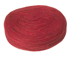 Icelandic sweaters and products - Plotulopi 1430 - carmine red heather Plotulopi Wool Yarn - NordicStore