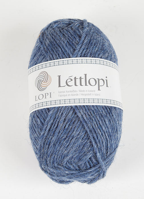 Icelandic sweaters and products - Lett Lopi 1701 - fjord blue Lett Lopi Wool Yarn - NordicStore