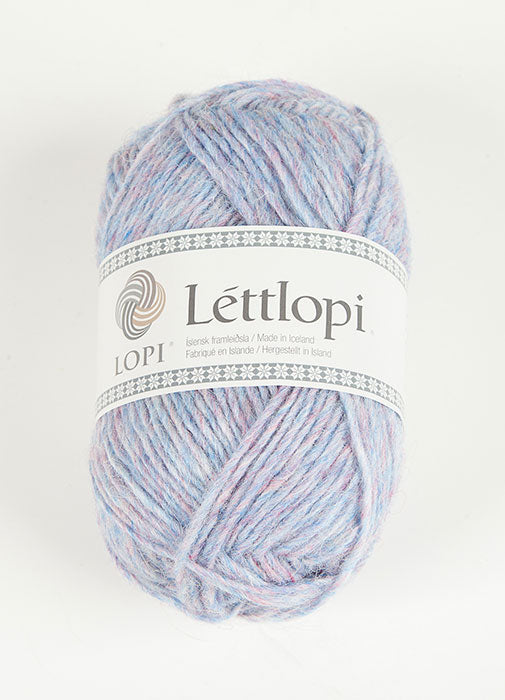 Icelandic sweaters and products - Lett Lopi 1702 - milkyway Lett Lopi Wool Yarn - NordicStore