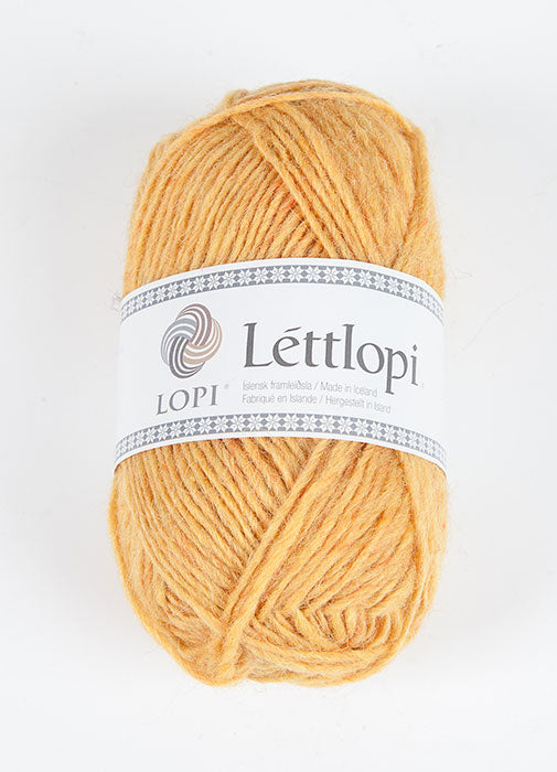 Icelandic sweaters and products - Lett Lopi 1703 - mimosa Lett Lopi Wool Yarn - NordicStore