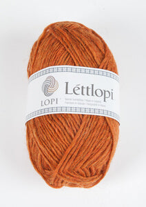 Icelandic sweaters and products - Lett Lopi 1704 - apricot Lett Lopi Wool Yarn - NordicStore