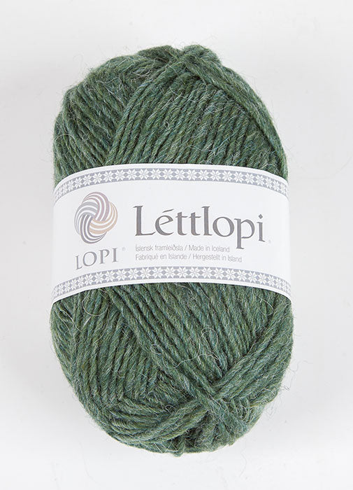 Icelandic sweaters and products - Lett Lopi 1706 - lyme grass Lett Lopi Wool Yarn - NordicStore