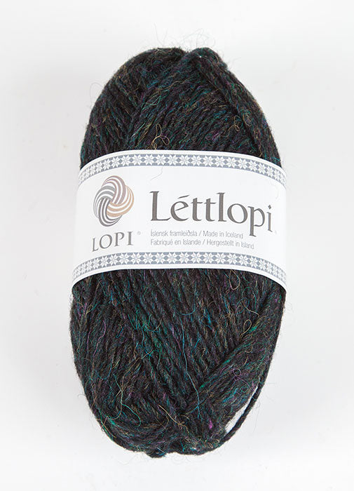 Icelandic sweaters and products - Lett Lopi 1707 - galaxy Lett Lopi Wool Yarn - NordicStore
