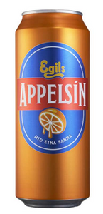 Icelandic sweaters and products - Appelsín (500ml) Food - NordicStore
