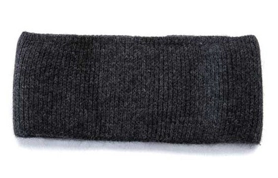 Ladies Headband Grey