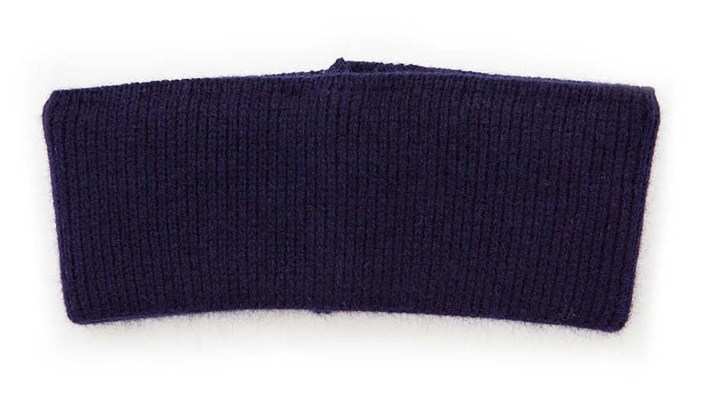 Ladies Headband Navy