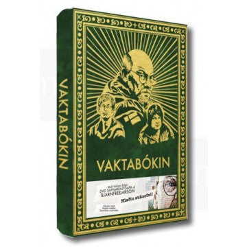 Icelandic sweaters and products - Vaktabókin - Bjarnfredarson (Book+DVD) DVD - NordicStore
