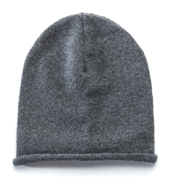 Wool Hat Grey