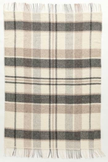 Icelandic sweaters and products - Álafoss Wool Blanket (2005) Wool Blanket - NordicStore