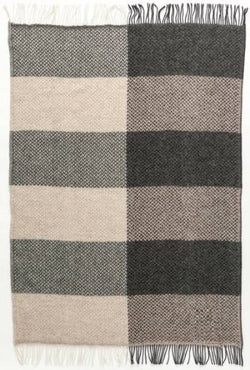 Icelandic sweaters and products - Álafoss Wool Blanket (2008) Wool Blanket - NordicStore