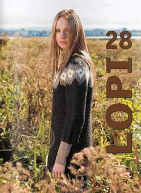 Lopi Pattern Book No. 28