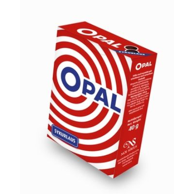 Icelandic sweaters and products - Opal Red, Sugar Free Candy - NordicStore