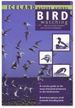 Icelandic sweaters and products - Bird watching Book - NordicStore