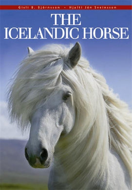Icelandic sweaters and products - The Icelandic Horse - Large Edition Book - NordicStore