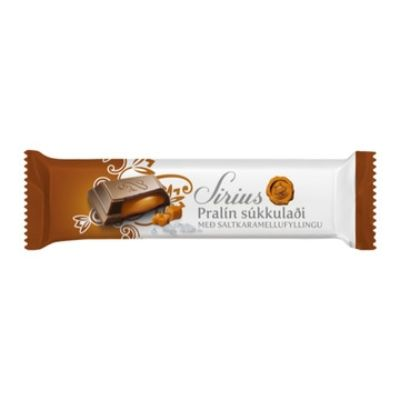 Icelandic sweaters and products - Noi Sirius Bar 46gr w/ Caramel Candy - NordicStore