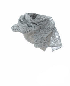 - Icelandic Ladies Wool Scarves Light Gray - Wool Accessories - Nordic Store Icelandic Wool Sweaters