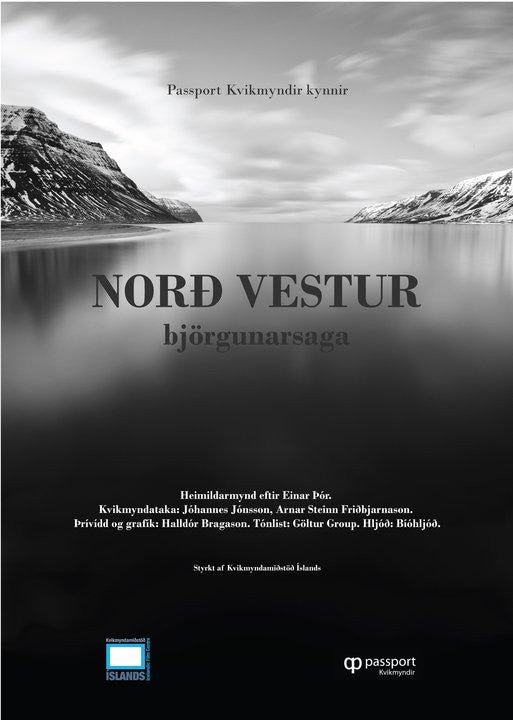 Icelandic sweaters and products - 66/23 North West - The day of the avalanche (DVD) DVD - NordicStore