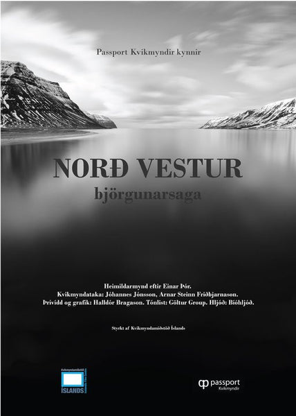 Icelandic Products 66/23 North West - The day of the avalanche (DVD) DVD - NordicStore