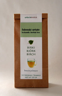 Icelandic sweaters and products - Birch - Herbal Tea Tea - NordicStore