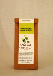 - Icelandic Valva - Herbal Tea - Tea - Nordic Store Icelandic Wool Sweaters