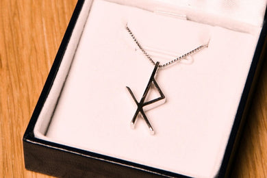 Icelandic sweaters and products - Cancer Zodiac Rune Jewelry - NordicStore