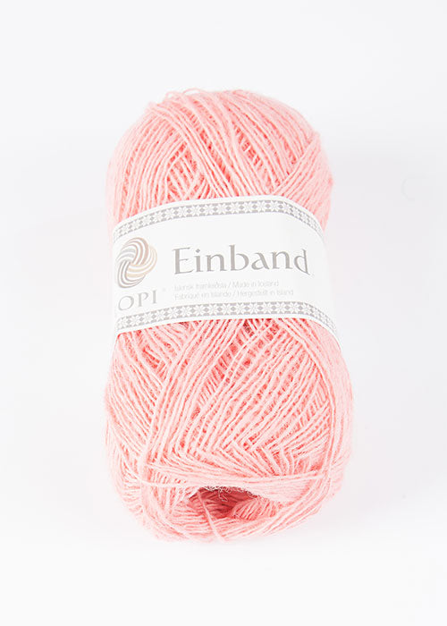 Icelandic sweaters and products - Einband 9128 Wool Yarn- Blush Einband Wool Yarn - NordicStore