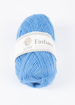 Icelandic sweaters and products - Einband 9281 Wool Yarn - Sky Blue Einband Wool Yarn - NordicStore