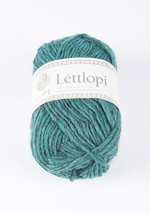 Icelandic sweaters and products - Lett Lopi 9423 - lagoon heather Lett Lopi Wool Yarn - NordicStore