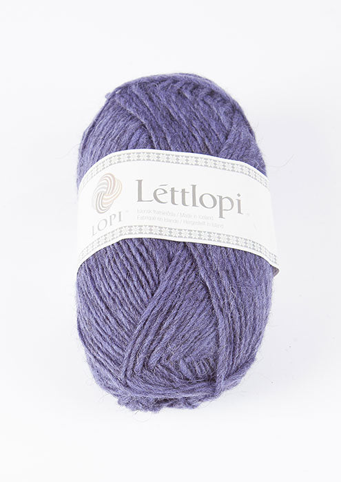 Icelandic sweaters and products - Lett Lopi 9432 - grape heather Lett Lopi Wool Yarn - NordicStore