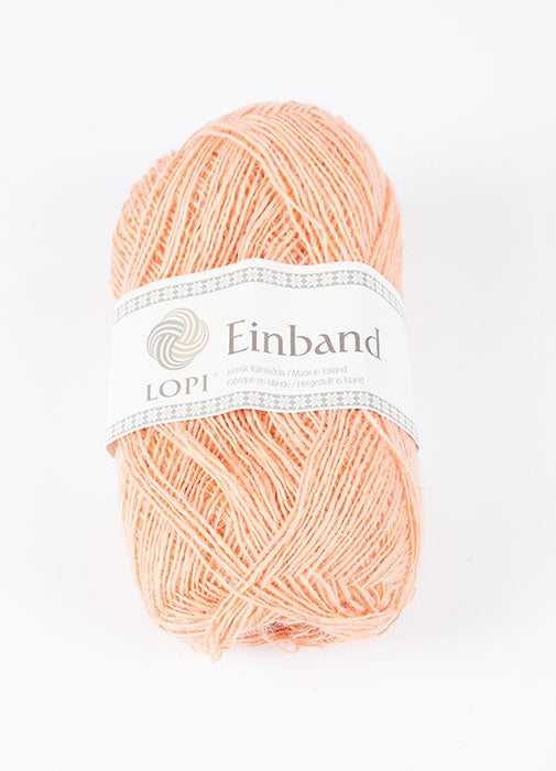 Icelandic sweaters and products - Einband 9990 Wool Yarn - Peach Einband Wool Yarn - NordicStore