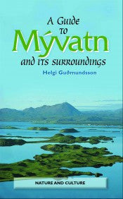 Icelandic sweaters and products - A Guide To Myvatn Book - NordicStore