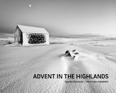 Icelandic Products Advent in the Highlands Book - NordicStore