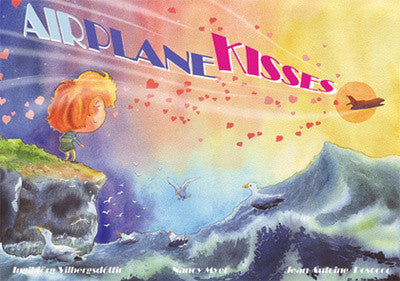 Icelandic Products Airplane Kisses Book - NordicStore