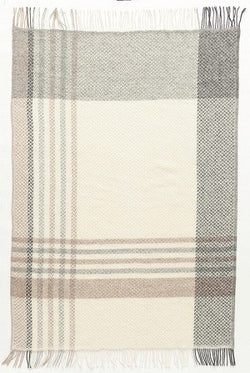 Icelandic sweaters and products - Álafoss Wool Blanket (2003) Wool Blanket - NordicStore
