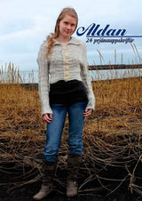 Icelandic sweaters and products - Aldan - prjónablað Book - NordicStore