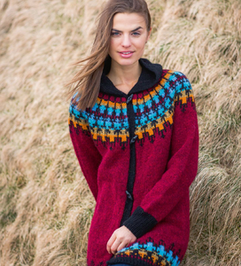 Icelandic sweaters and products - Álfar / Elves - Knitting Kit Wool Knitting Kit - NordicStore