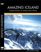 Icelandic sweaters and products - Amazing Iceland (DVD) DVD - NordicStore