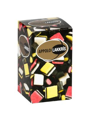 Icelandic sweaters and products - Appolo Licorice Assortment (350gr) Candy - NordicStore