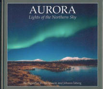 Icelandic Products Aurora - Lights of the Northern Sky Book - NordicStore
