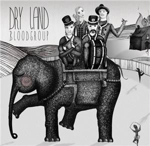Icelandic sweaters and products - Bloodgroup - Dry Land (CD) CD - NordicStore