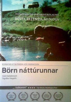 Icelandic sweaters and products - Children Of Nature - Born Náttúrunnar (DVD) DVD - NordicStore