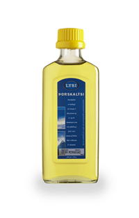 Icelandic sweaters and products - Cod Liver Oil (240ml) Cod Liver Oil - NordicStore