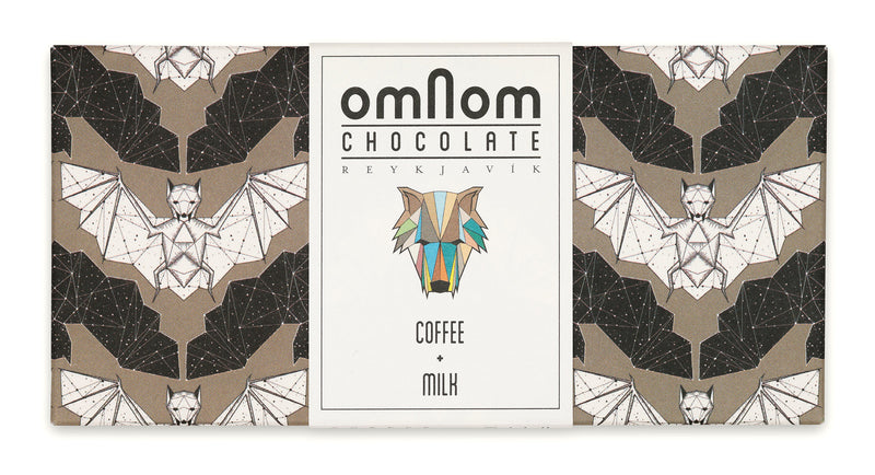 Omnom Coffee and Milk