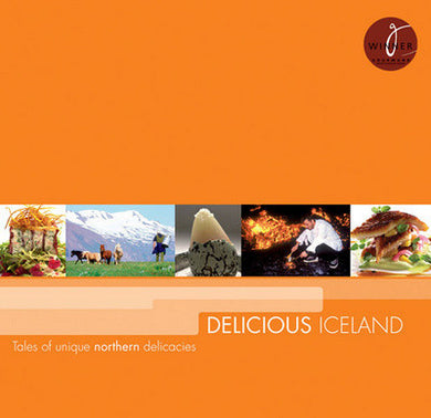 Icelandic sweaters and products - Delicious Iceland Book - NordicStore