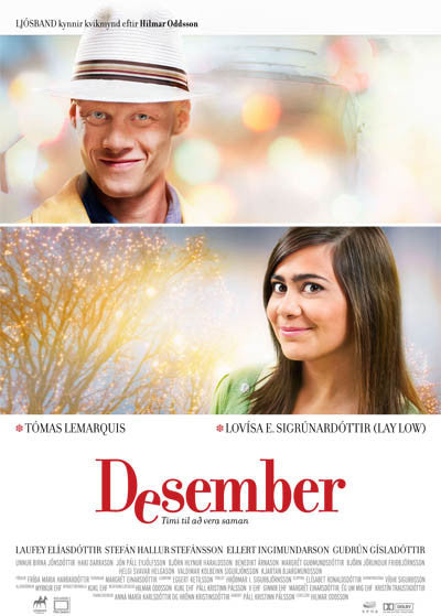 Icelandic sweaters and products - Desember (DVD) DVD - NordicStore