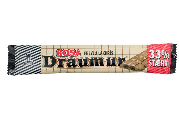 "Icelandic sweaters and products - Freyja Rosa Draumur ""Big Dream"" (70gr) Candy - NordicStore"