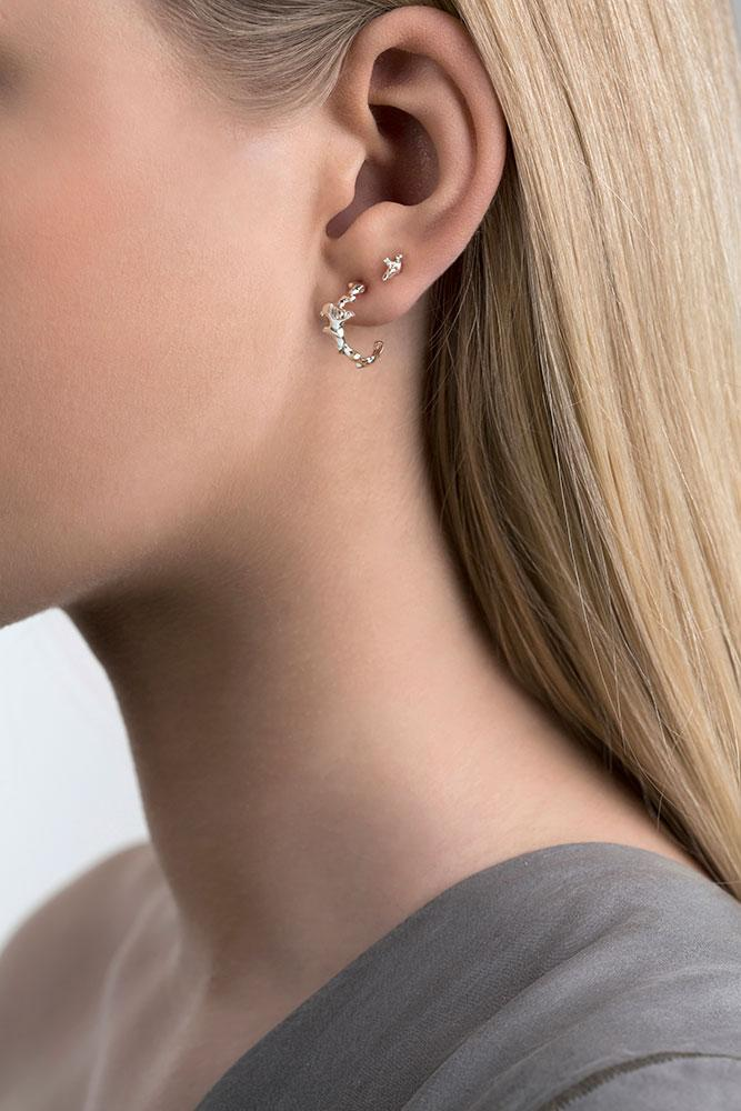 Icelandic sweaters and products - Dröfn 105 Earring Jewelry - NordicStore