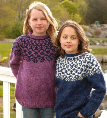 Icelandic sweaters and products - Él - Knitting Kits Wool Knitting Kit - NordicStore